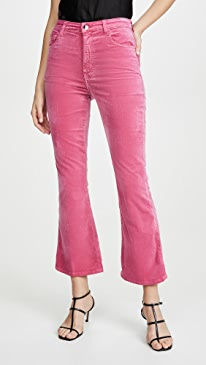 Julia High Rise Flare Pants