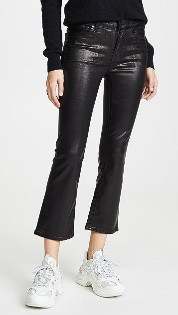 J Brand Selena 中腰七分微喇牛仔裤