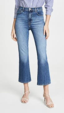 Julia High Rise Flare Jeans