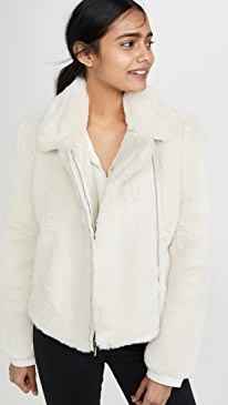 Isleen Faux Fur Jacket