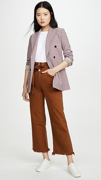 J Brand Sukey Crop Jeans