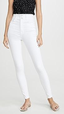x Elsa Hosk Saturday Jeans