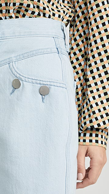 J Brand x Elsa Hosk Playday Jeans