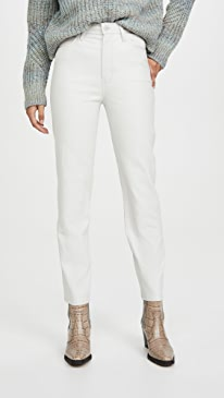 Jules High Rise Straight Pants