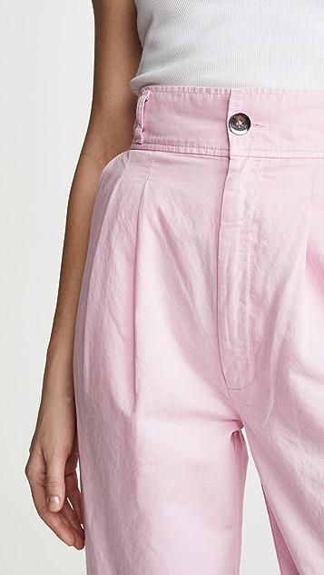 J Brand Mavis 高腰裤子