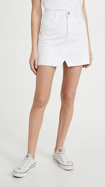 J Brand Jules High Rise Skirt