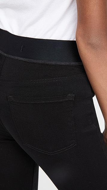 J Brand Dellah 高腰贴腿牛仔裤