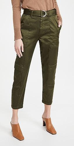 J Brand - Athena Surplus Pants