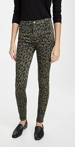J Brand - Maria High Rise Skinny Jeans