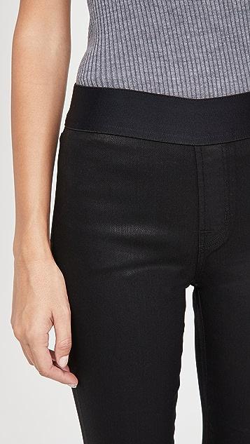 J Brand Dellah 高腰牛仔裤
