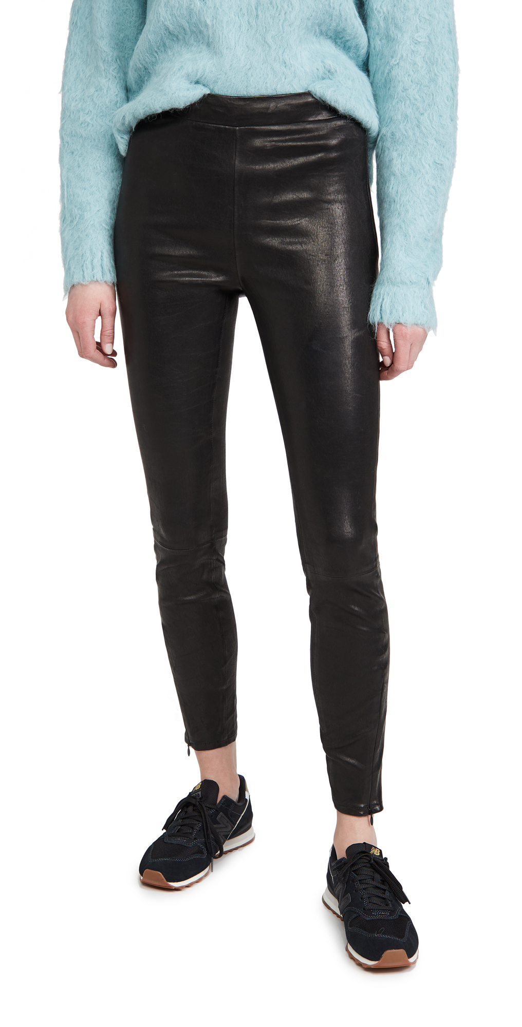J Brand Octavia High Rise Skinny Pants
