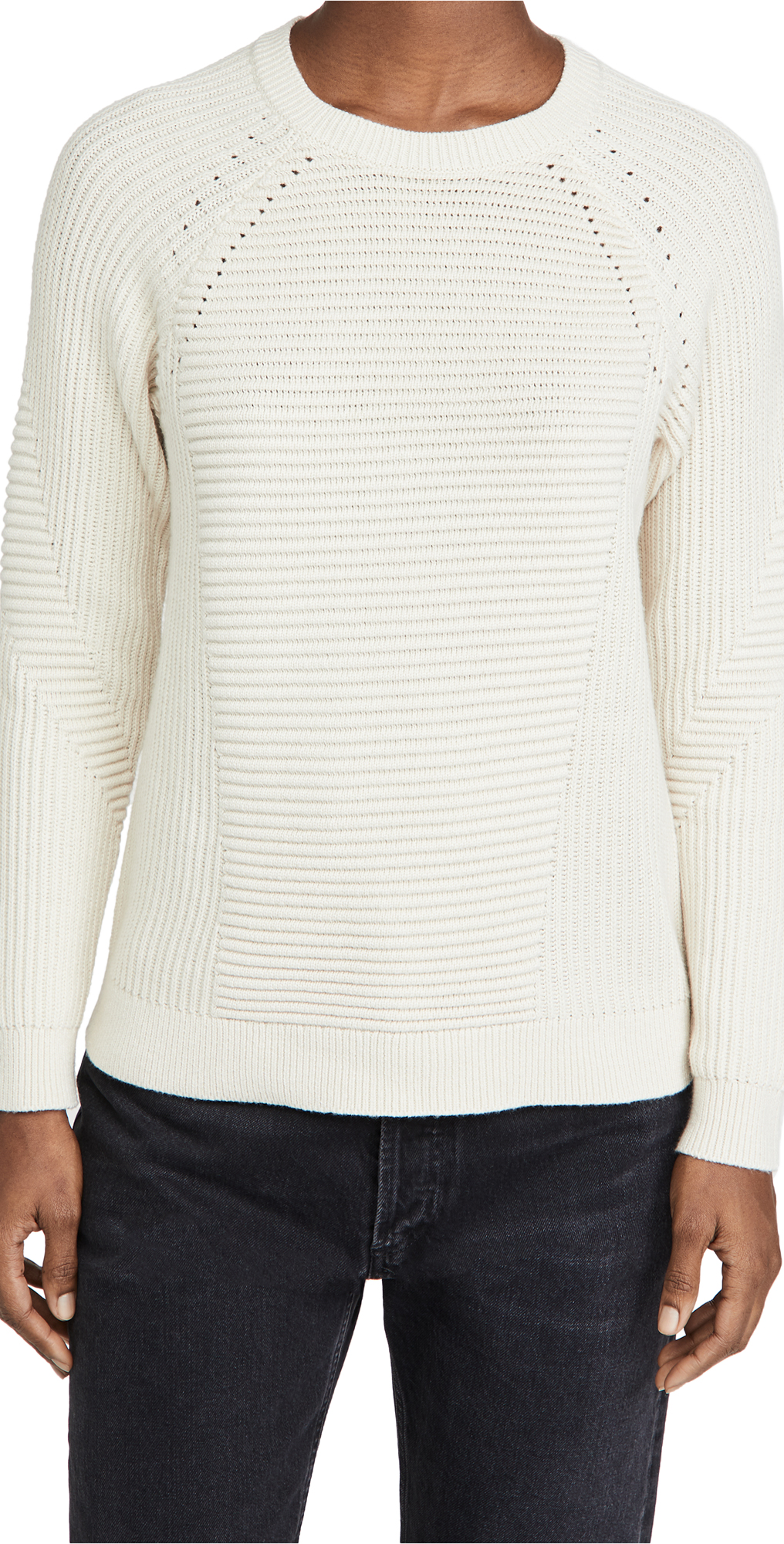 J Brand George Ribbed Sweater