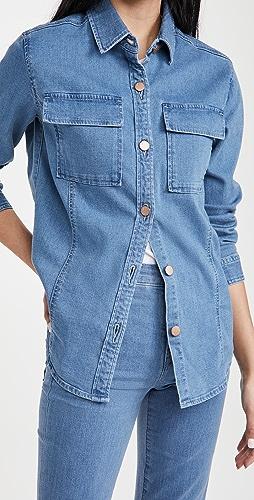 J Brand - 休闲衬衣夹克