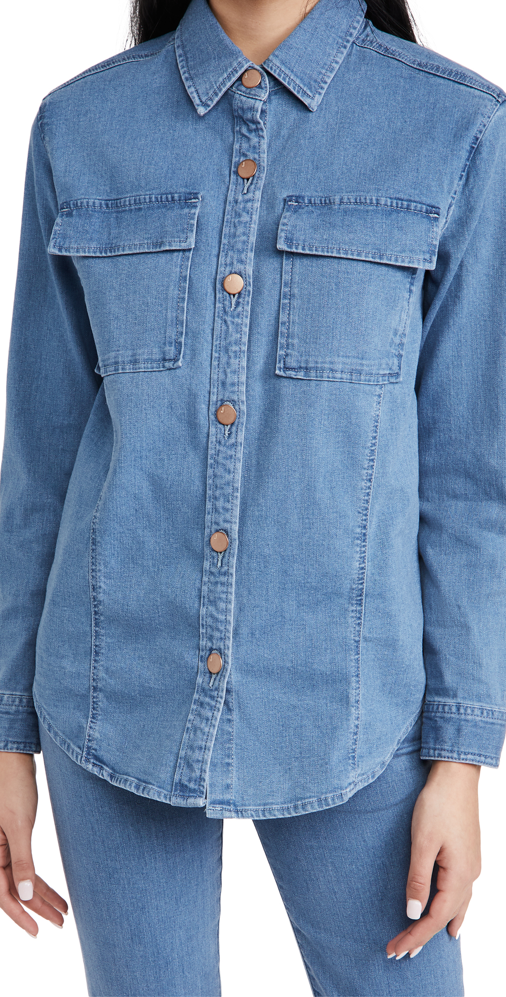J Brand Relaxed Shirt Jacket