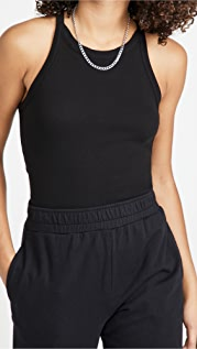 J Brand Claire Ribbed Tank