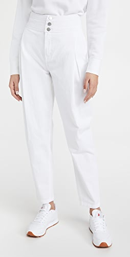 J Brand - Carey High Rise Tapered Jeans