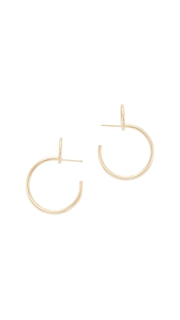 Justine Clenquet Gaia Earrings