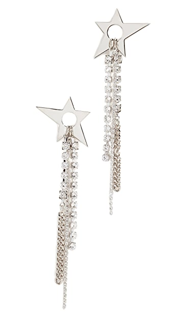 Justine Clenquet Ziggy Earrings