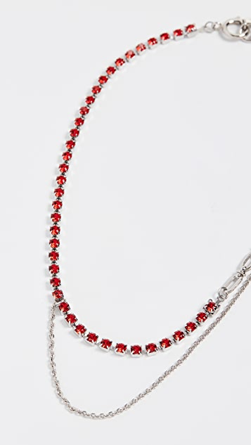 Justine Clenquet Sally Necklace