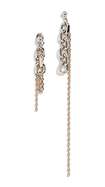 Justine Clenquet Dana Earrings