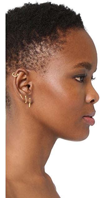 Joanna Laura Constantine Nail Earrings Set