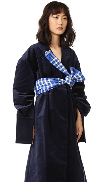 Jacquemus Belted Coat