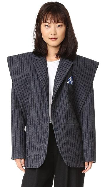 Jacquemus Square Jacket