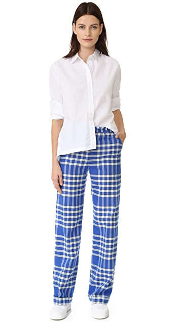 Jacquemus Check Pants