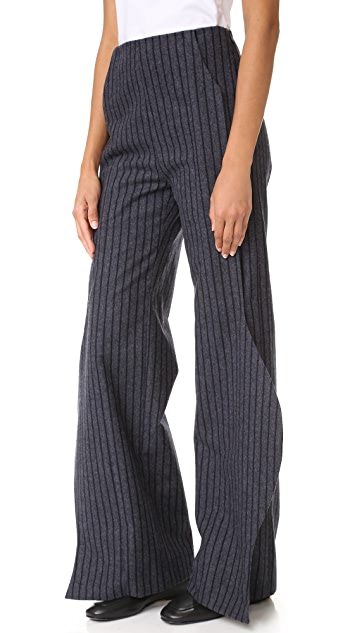 Jacquemus Wave Pants