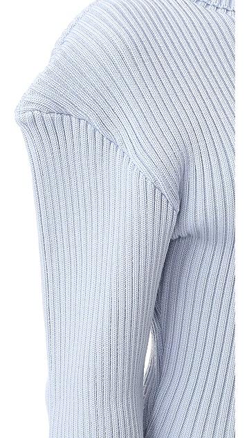 Jacquemus Oversized Shoulder Sweater
