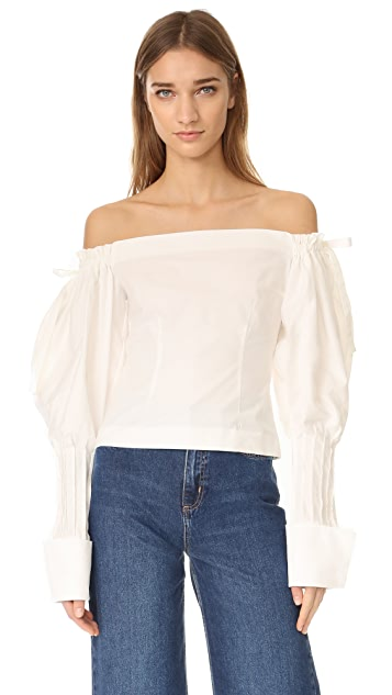 Jacquemus Provence Top