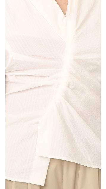 Jacquemus Short Sleeve Blouse