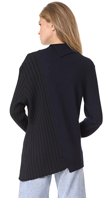 Jacquemus Split Sweater