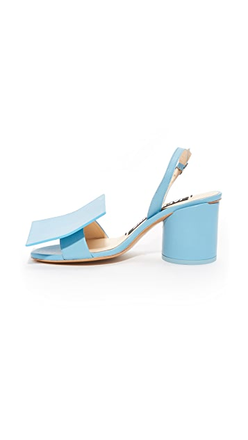 Jacquemus Ronds Carre Sandals