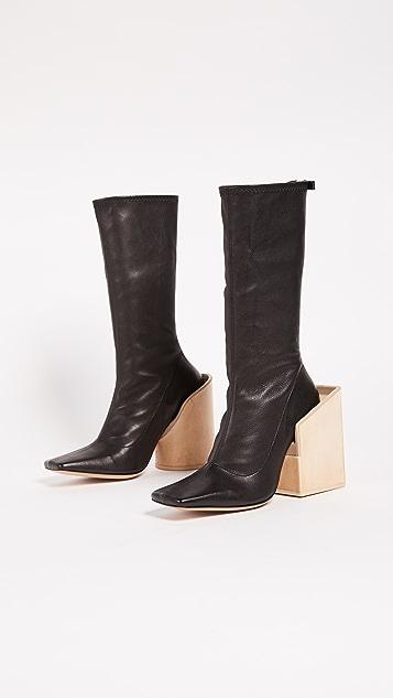 Jacquemus Sock Booties