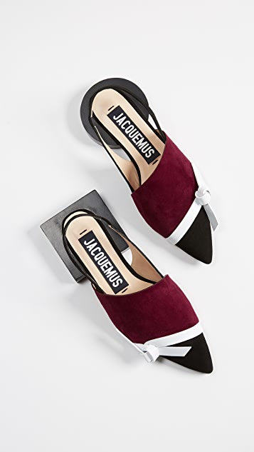 Jacquemus Les Espagne Sandals