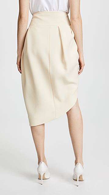 Jacquemus Pinhao Skirt