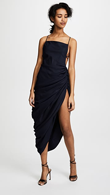 Jacquemus Lounge Dress - Navy