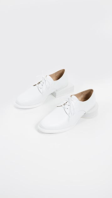 Jacquemus Les Chaussures Clown Oxfords