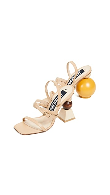 Jacquemus Les Bahia Sandals