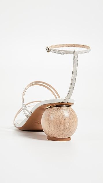 Jacquemus Bachata Sandals