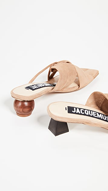 Jacquemus Les Sola Mules