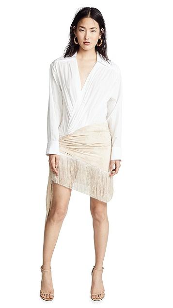 Jacquemus Pareo Dress