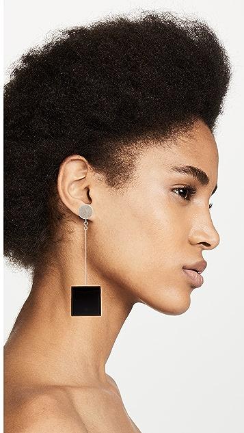 Jacquemus Le Carre Earrings