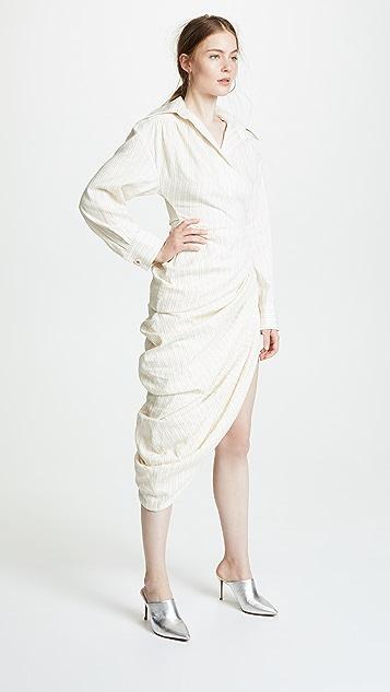 Jacquemus Amadora Dress