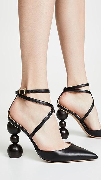 Jacquemus Les Chaussures Camil d'Orsay Pumps