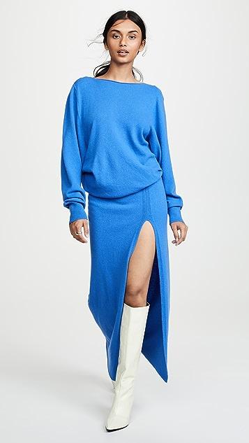 Jacquemus Jemaa Wool Dress
