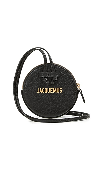 Jacquemus Le Pitchou Neck Bag