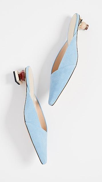 Jacquemus Les Maceio 穆勒鞋