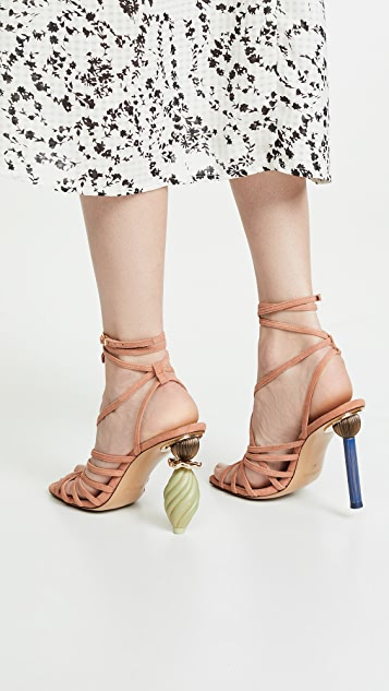 Jacquemus The Pisa Sandals